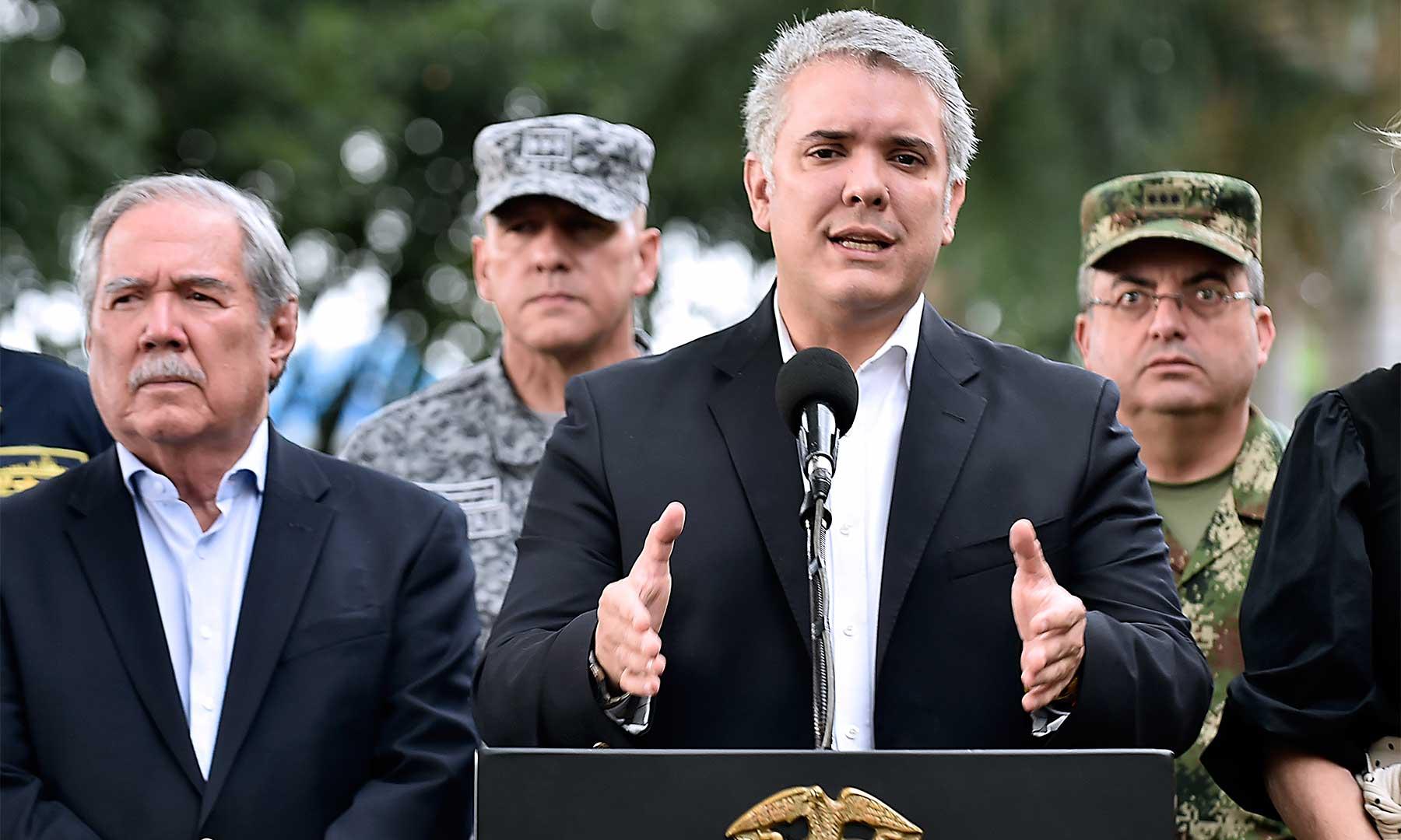 Declaración del Presidente de la República, Iván Duque Márquez, desde  Caldono (Cauca) - Viva Las Noticias